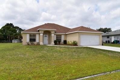 710 SE Brookedge Avenue, Port Saint Lucie, FL 34983 - MLS#: RX-10427040