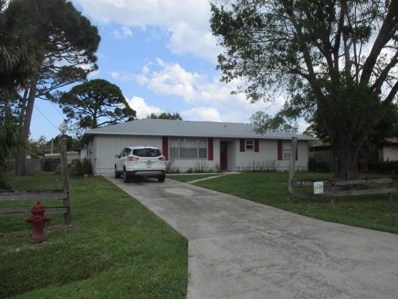 5908 Sunset Boulevard, Fort Pierce, FL 34982 - MLS#: RX-10427089