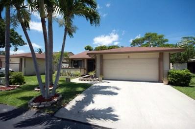 8 Fawlkland Circle, Boynton Beach, FL 33426 - MLS#: RX-10427095