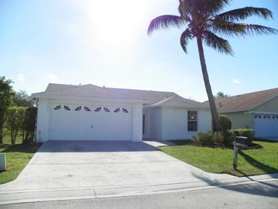 208 Malibu Circle, Greenacres, FL 33413 - MLS#: RX-10427162