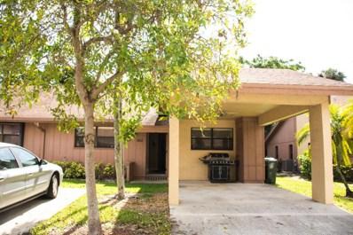 1852 Tamarind Lane UNIT 1852, Coconut Creek, FL 33063 - MLS#: RX-10427266