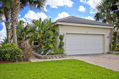 811 NW Rutherford Court, Port Saint Lucie, FL 34983 - MLS#: RX-10427277