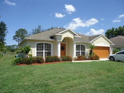 4633 SW Pearl Street, Port Saint Lucie, FL 34953 - MLS#: RX-10427292