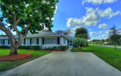 10075 40th Terrace S, Boynton Beach, FL 33436 - MLS#: RX-10427406