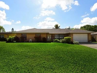 106 Swan Parkway W, Royal Palm Beach, FL 33411 - MLS#: RX-10427425