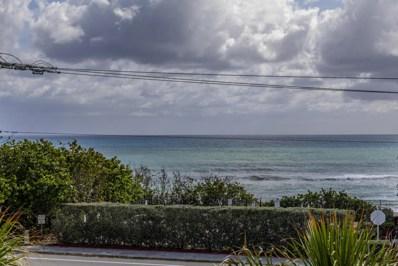 1055 Ocean Drive UNIT 304, Juno Beach, FL 33408 - MLS#: RX-10427469