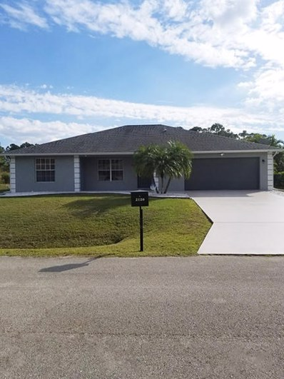 2120 SW Fears Avenue, Port Saint Lucie, FL 34953 - MLS#: RX-10427598