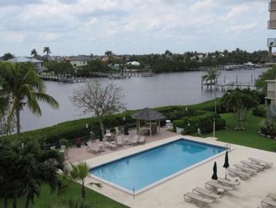 3545 S Ocean Boulevard UNIT 411, South Palm Beach, FL 33480 - MLS#: RX-10427698