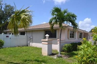 450 NW Spanish River Boulevard, Boca Raton, FL 33431 - MLS#: RX-10427715
