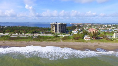801 S Ocean Drive UNIT 501, Fort Pierce, FL 34949 - MLS#: RX-10427744