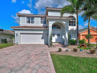 2393 Country Golf Drive, Wellington, FL 33414 - MLS#: RX-10427845