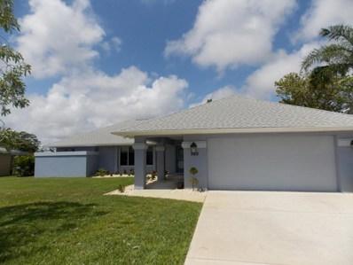 502 NE Oleander Avenue, Port Saint Lucie, FL 34952 - MLS#: RX-10427918