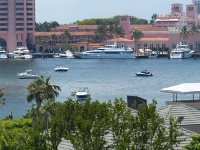 600 S Ocean Boulevard UNIT 5050, Boca Raton, FL 33432 - MLS#: RX-10427944