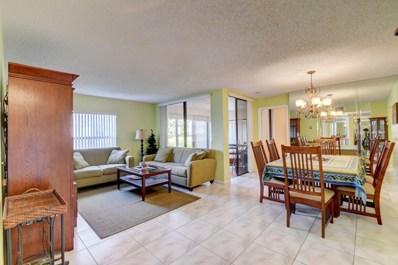 8541 Boca Glades Boulevard W UNIT D, Boca Raton, FL 33434 - MLS#: RX-10428065