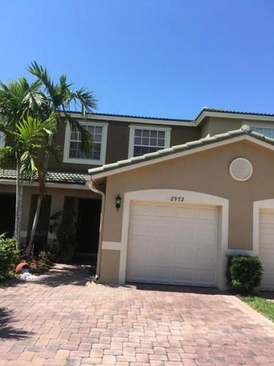 2972 SE Lexington Lakes Drive UNIT 5, Stuart, FL 34994 - MLS#: RX-10428368
