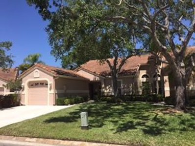 1401 Mahogany Place, Palm Beach Gardens, FL 33418 - MLS#: RX-10428412