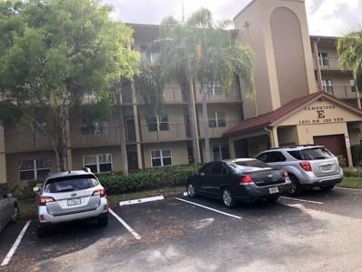1201 SW 128th Terrace UNIT 205e, Pembroke Pines, FL 33027 - MLS#: RX-10428417
