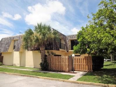 1881 N Congress Avenue N UNIT C, West Palm Beach, FL 33401 - MLS#: RX-10428427