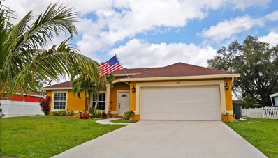717 SW Sail Terrace, Port Saint Lucie, FL 34953 - MLS#: RX-10428476