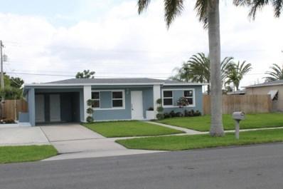 144 Riley Avenue, Palm Springs, FL 33461 - MLS#: RX-10428719