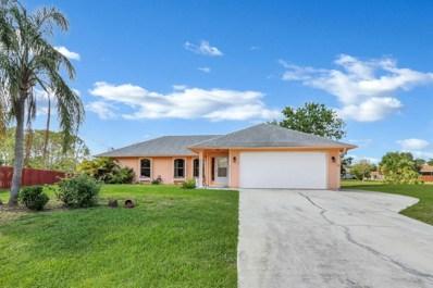 1281 SW Milan Lane, Port Saint Lucie, FL 34953 - MLS#: RX-10428742