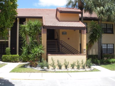 11219 Aspen Glen Drive UNIT 105, Boynton Beach, FL 33437 - MLS#: RX-10428797