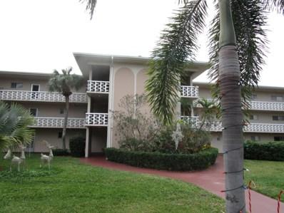 2606 Garden Drive S UNIT 307, Lake Worth, FL 33461 - MLS#: RX-10428844