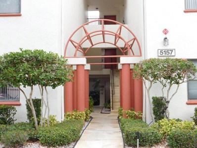 5157 Floria Way UNIT X, Boynton Beach, FL 33437 - MLS#: RX-10428864