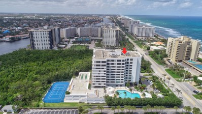 3450 S Ocean Boulevard UNIT 701, Highland Beach, FL 33487 - MLS#: RX-10429057