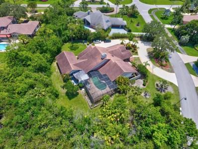 653 SW Thornhill Lane, Palm City, FL 34990 - MLS#: RX-10429063