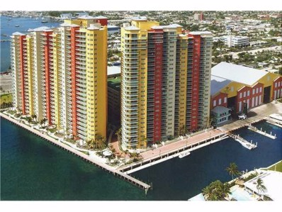 2650 Lake Shore Drive UNIT 2605, Riviera Beach, FL 33404 - MLS#: RX-10429211