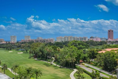 99 SE Mizner Boulevard UNIT 809, Boca Raton, FL 33432 - MLS#: RX-10429304
