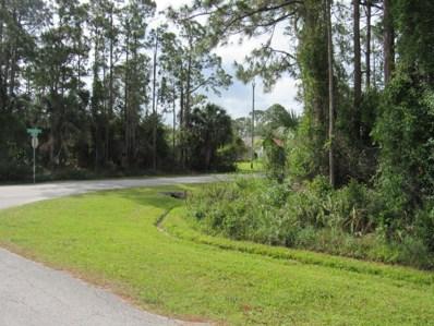 1768 SW Aztec Avenue, Port Saint Lucie, FL 34953 - MLS#: RX-10429309