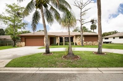 111 E Palm Drive, Margate, FL 33063 - MLS#: RX-10429319