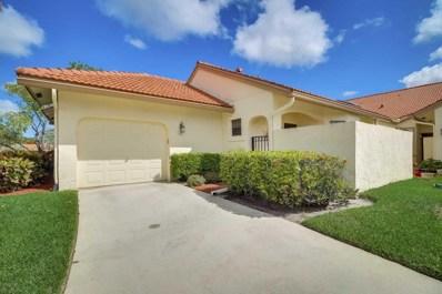 8328 Waterline Drive UNIT 101, Boynton Beach, FL 33472 - MLS#: RX-10429453