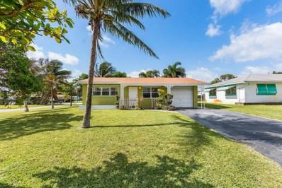 202 SW 8th Avenue, Boynton Beach, FL 33435 - MLS#: RX-10429457