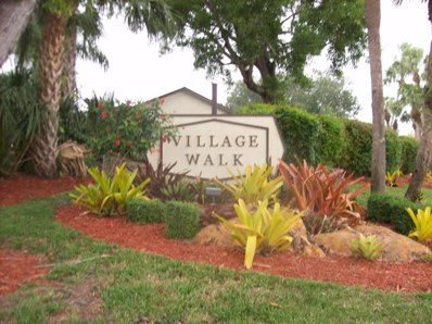 118 Village Walk Drive UNIT 10, Royal Palm Beach, FL 33411 - MLS#: RX-10429473