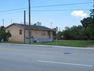 509 Dr Martin Luther King Jr Boulevard E, Belle Glade, FL 33430 - MLS#: RX-10429519