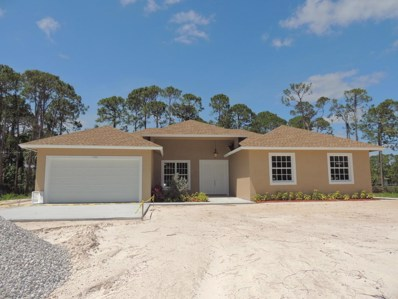 15694 89th Place N, Loxahatchee, FL 33470 - MLS#: RX-10429521