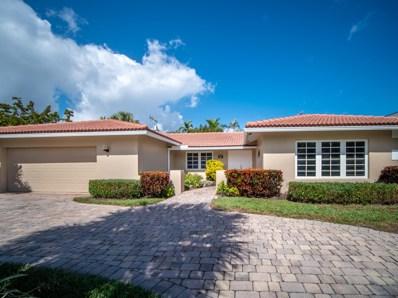 867 Malaga Drive, Boca Raton, FL 33432 - MLS#: RX-10429620