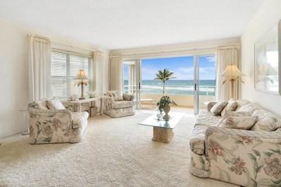 2701 S Ocean Boulevard UNIT 28, Highland Beach, FL 33487 - MLS#: RX-10429640