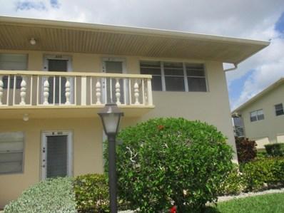 116 Berkshire E UNIT E116, West Palm Beach, FL 33417 - MLS#: RX-10429686