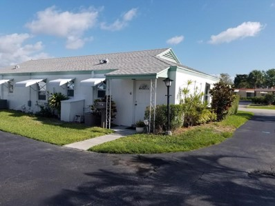 3060 N Meridian Way UNIT 10, Palm Beach Gardens, FL 33410 - MLS#: RX-10429715