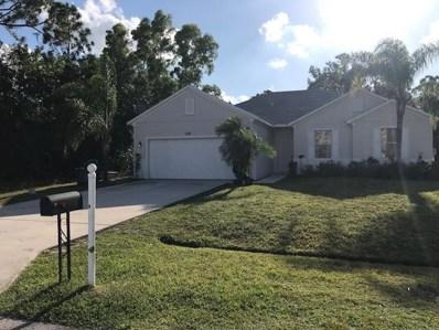 1382 SW Dorchester Street, Port Saint Lucie, FL 34983 - MLS#: RX-10429771