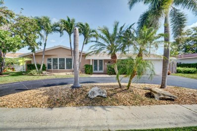 1431 NE 57th Place, Fort Lauderdale, FL 33334 - MLS#: RX-10429788