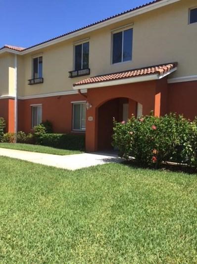 53 SE Sedona Circle UNIT 106, Stuart, FL 34994 - MLS#: RX-10429798