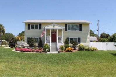 4912 Seagrape Drive, Fort Pierce, FL 34982 - MLS#: RX-10429834