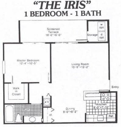 7749 Ashmont Circle UNIT 208, Tamarac, FL 33321 - MLS#: RX-10429891