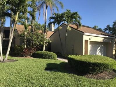 7 Tournament Boulevard, Palm Beach Gardens, FL 33418 - MLS#: RX-10429905