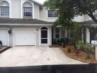 6 Desford Lane, Boynton Beach, FL 33426 - MLS#: RX-10429982